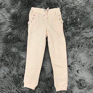 Dex/ Girl's Pants/ Joggers / Peach/ Various sizes